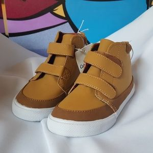 Cat & Jack Boys High Top Desert Bootie Size 9